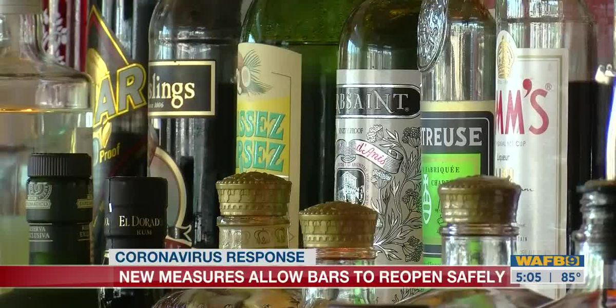 Gov. Edwards says he's confident bars can reopen without seeing a spike in COVID-19 cases