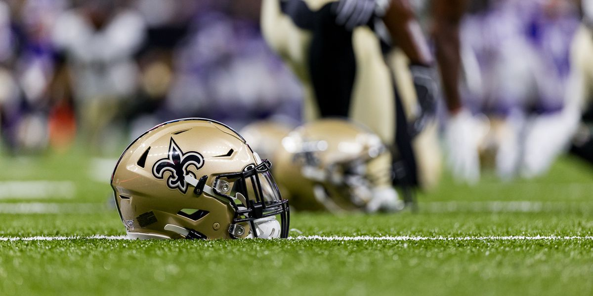 Saints announce 53-man roster