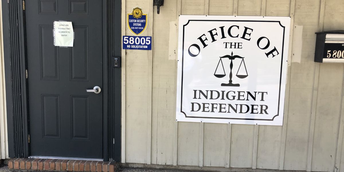 Iberville Parish public defenders removed from parish offices twice this year by Pres. Ourso