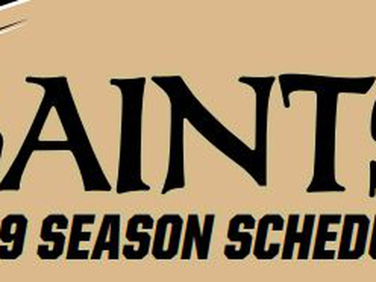 Saints fans optimistic about 2019 schedule