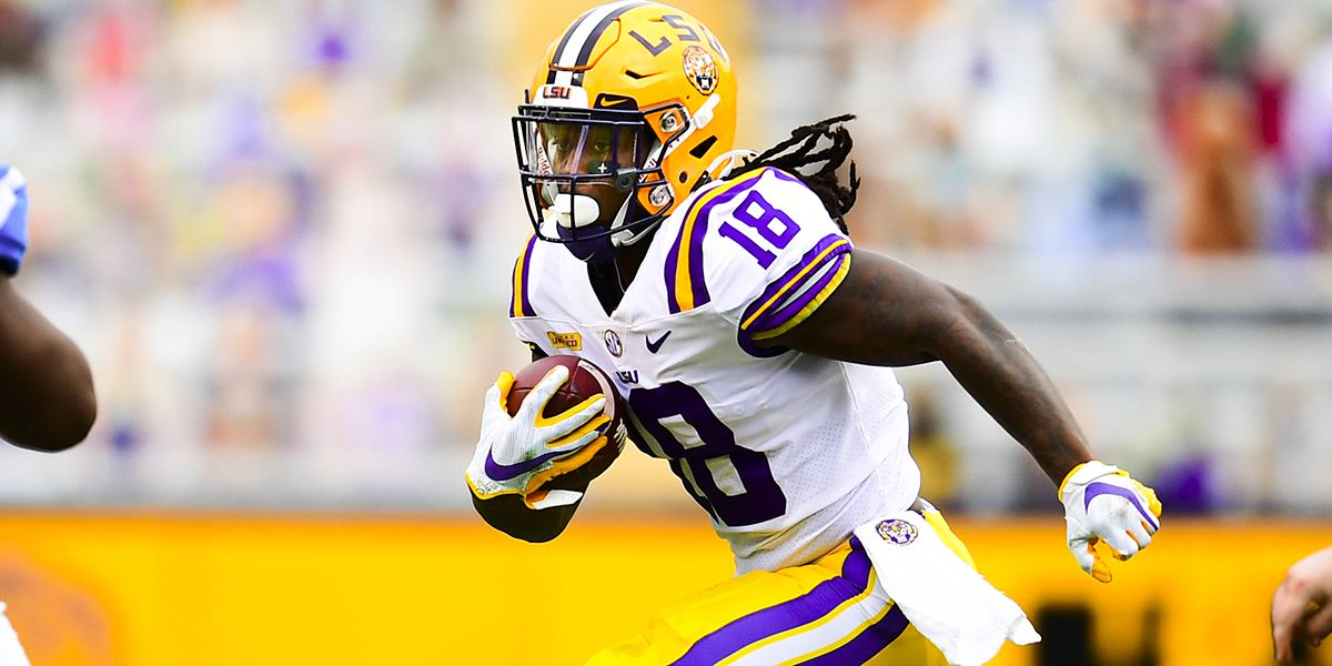 REPORTS: LSU RB Chris Curry, DT Nelson Jenkins enter NCAA Transfer Portal