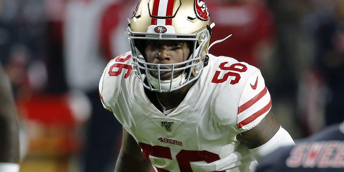 REPORT: 49ers trade former LSU linebacker to Saints