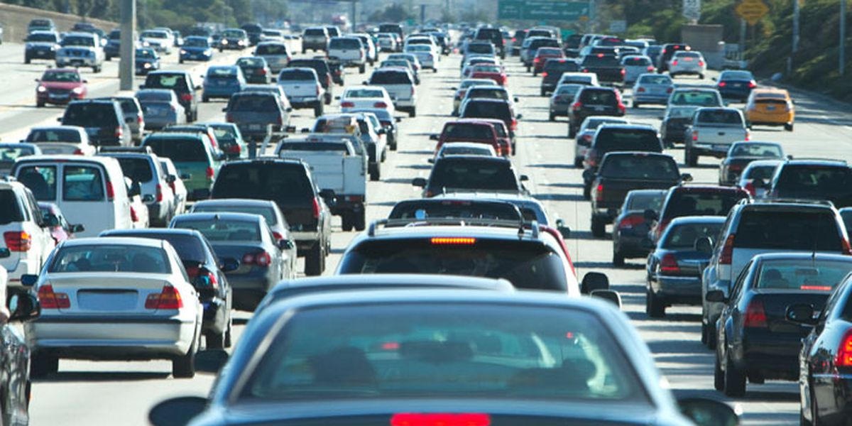 HOLIDAY TRAFFIC: A look at Baton Rouge roads on Turkey Day Eve