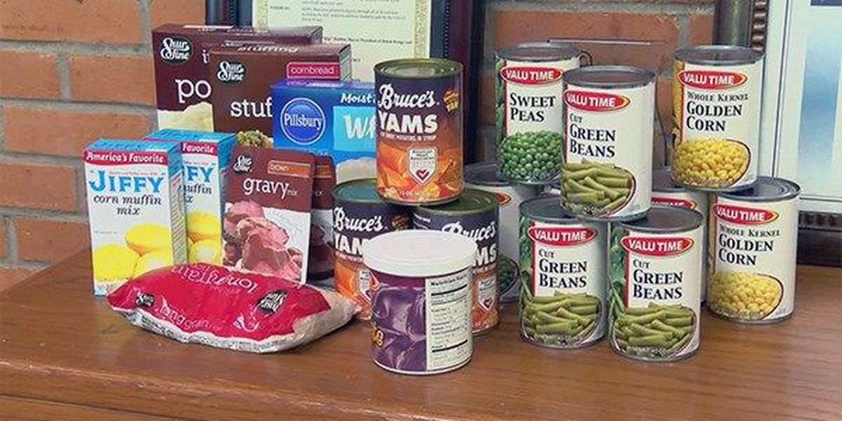 Essential Federal Credit Union teaming up with GBR Food Bank to provide over 400 Thanksgiving meals