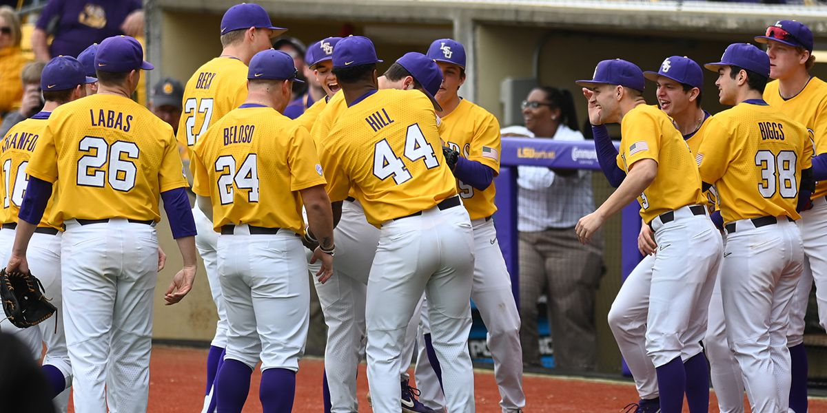 HOW TO WATCH: LSU baseball takes on Big XII in Shriners Hospitals for Children College Classic