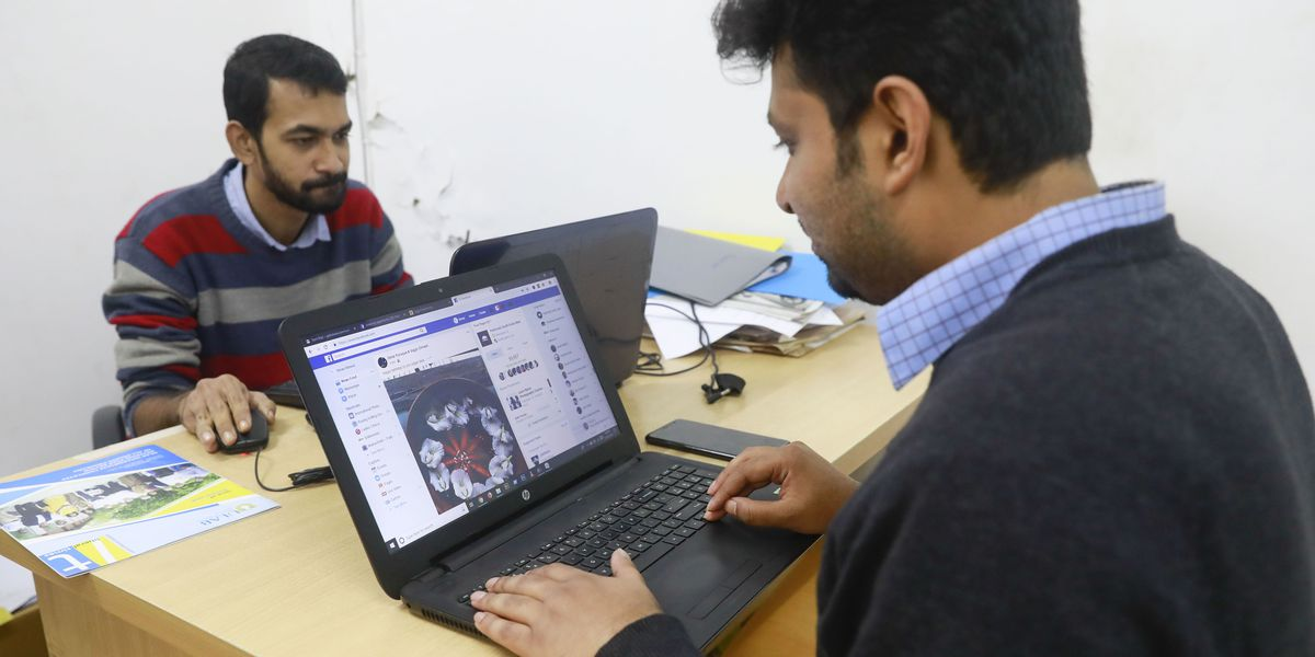 AP Exclusive: Facebook removes fake Bangladesh news sites