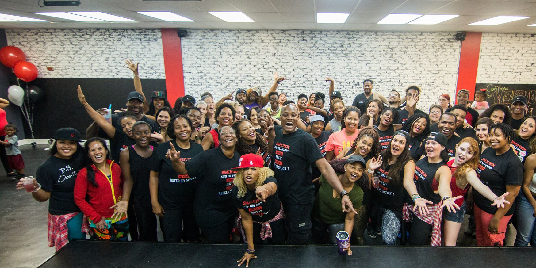 SweatBox Baton Rouge creates original Halloween workout for Get Fit Red Stick