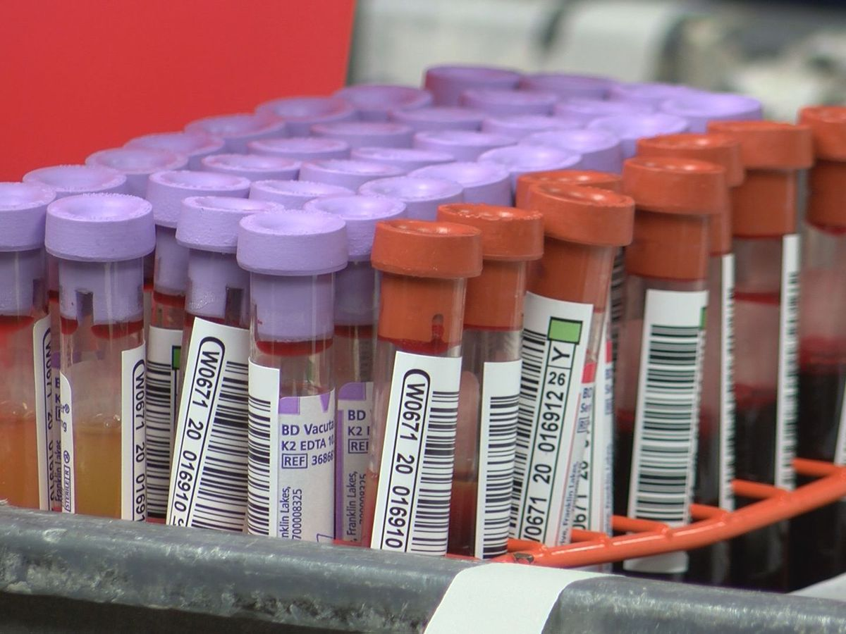 Blood Center in need of donations as donors stay home during COVID-19 pandemic
