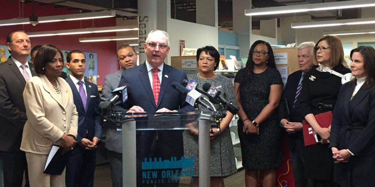 Gov. Edwards, others urge Louisiana residents to embrace the 2020 Census