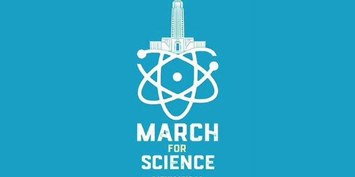 Baton Rouge to participate in global March For Science