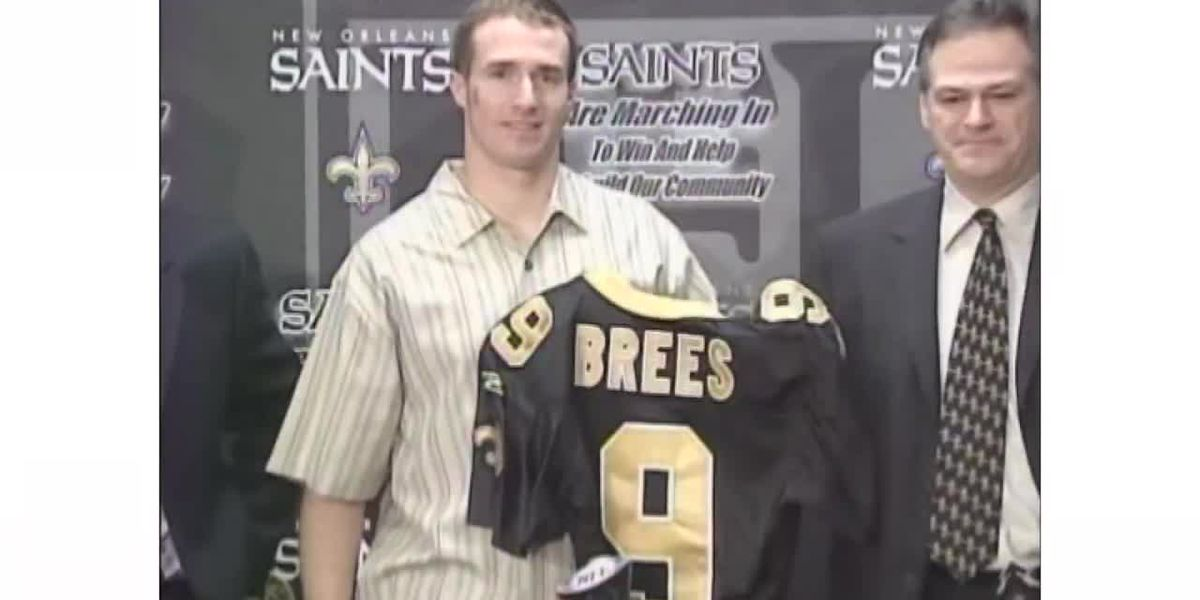 Drew Brees Tribute Preview