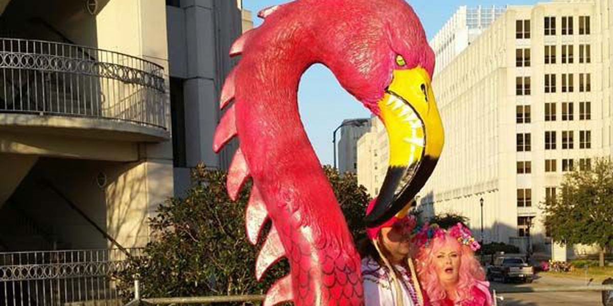 Loch Ness flamingo stolen after Spanish Town parade