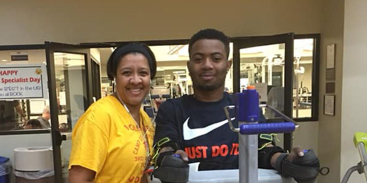 Mother of paralyzed former Southern football player reflects on 3-year anniversary of the injury