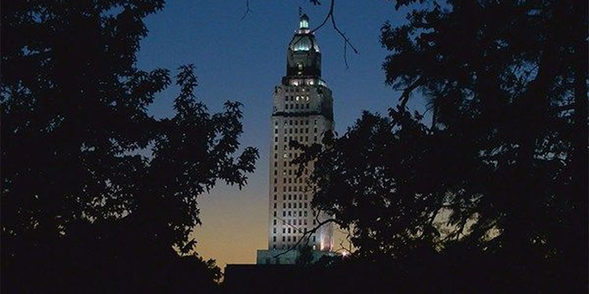 Another slow-progress day during Special Session at the State Capitol