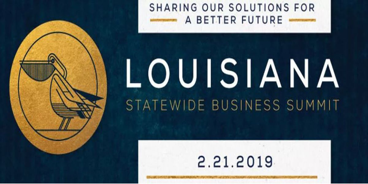 Governor announced date for Louisiana Statewide Business Summit