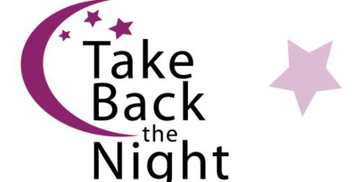 Ascension Parish hosting Take Back the Night event Monday night