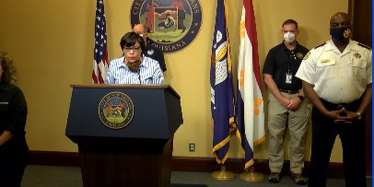 N.O. leaders concerned residents more fearful of COVID-19 than hurricane threat