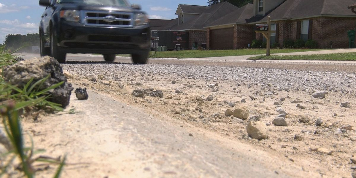 Denham Springs residents want answers after road work project started in Jan. of 2018 still not done
