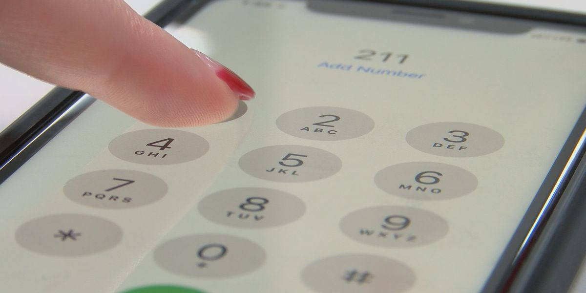 Director of Louisiana 211 COVID-19 hotline says staffers have answered a record number of calls