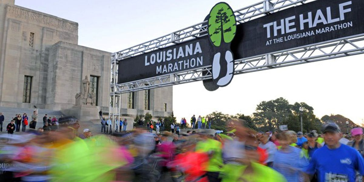 Thousands of people to run in Louisiana Marathon Jan. 17-19