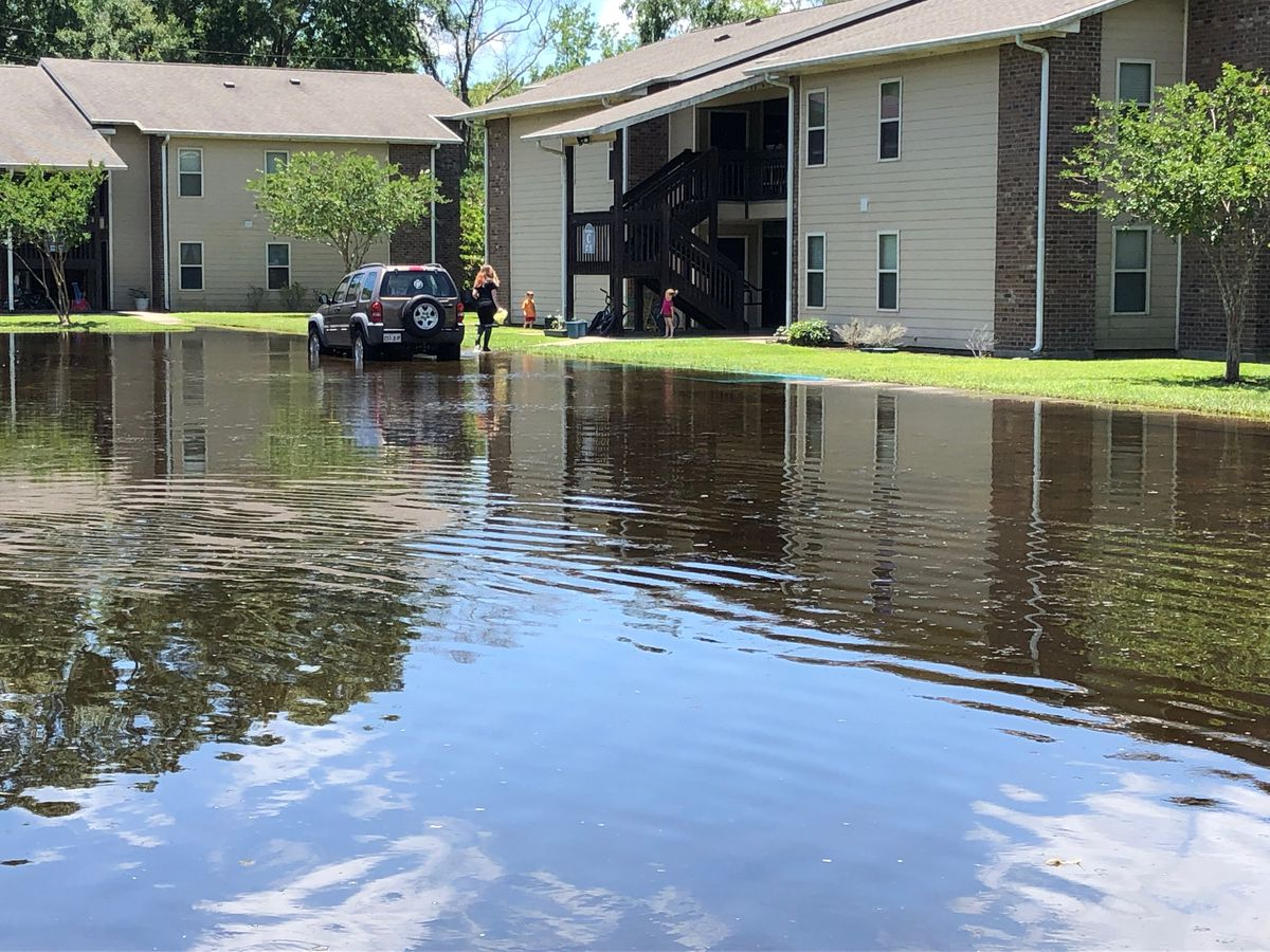 residents in pierre part brace for more flooding