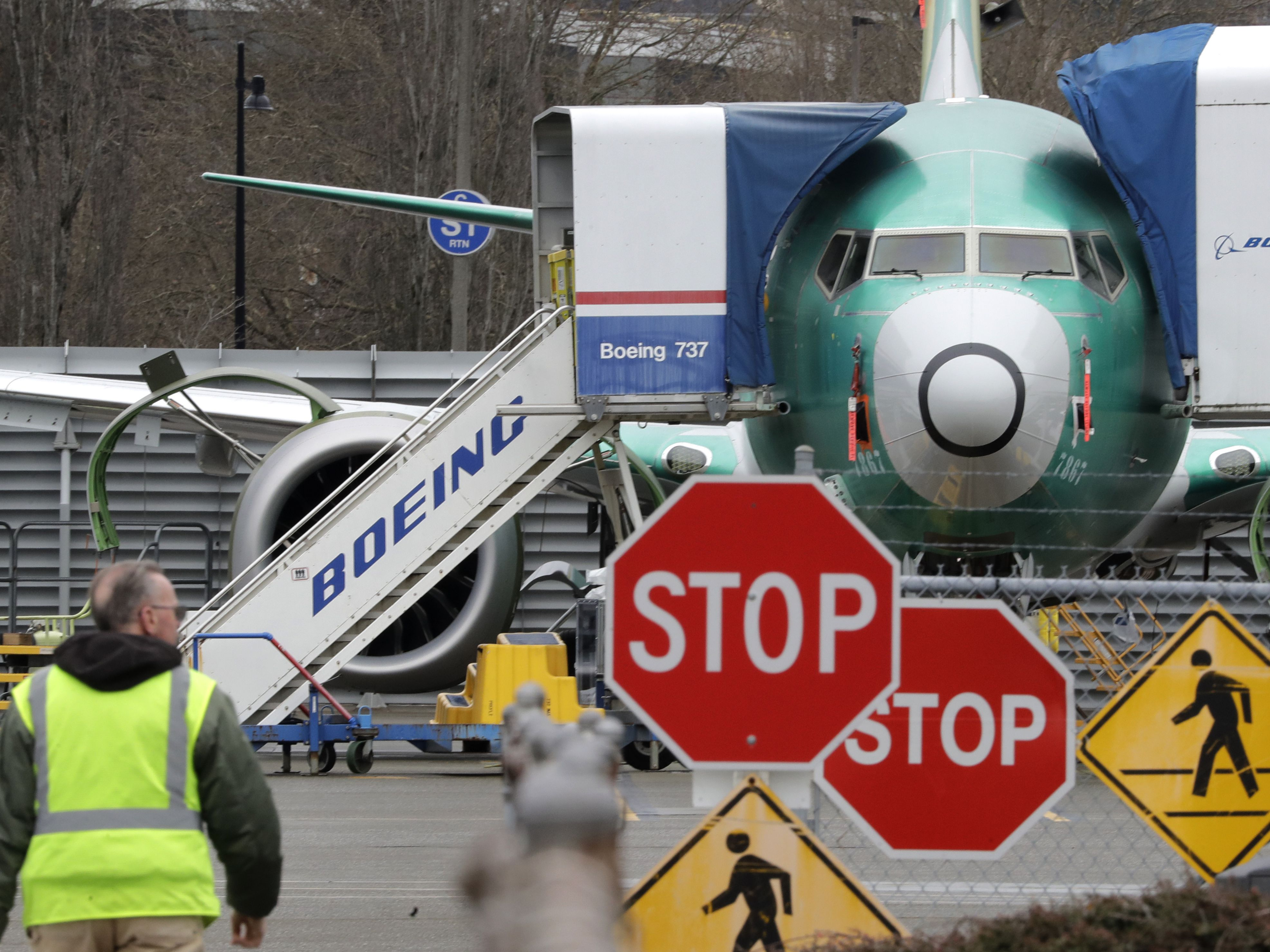 Max crisis: Boeing airplane orders plunge to a 16-year low