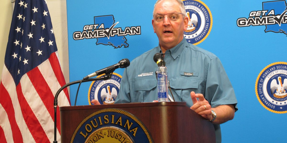 La. will move to Phase 3 starting Friday; statewide mask mandate remains in place