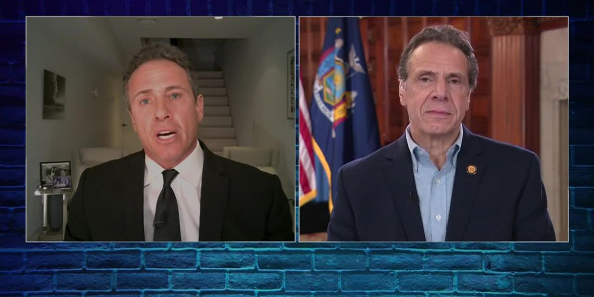 Andrew Cuomo: 'Not thinking about running for president'