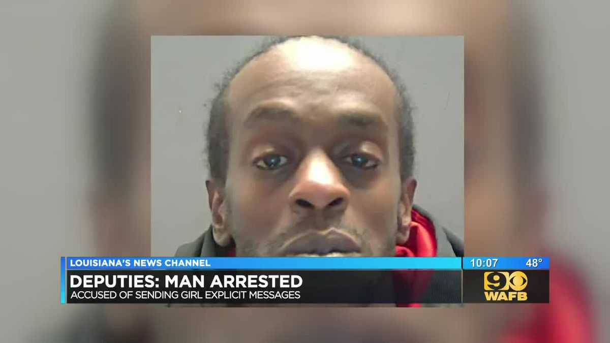Tangipahoa man accused of sending pornographic messages to 15-year-old via social media