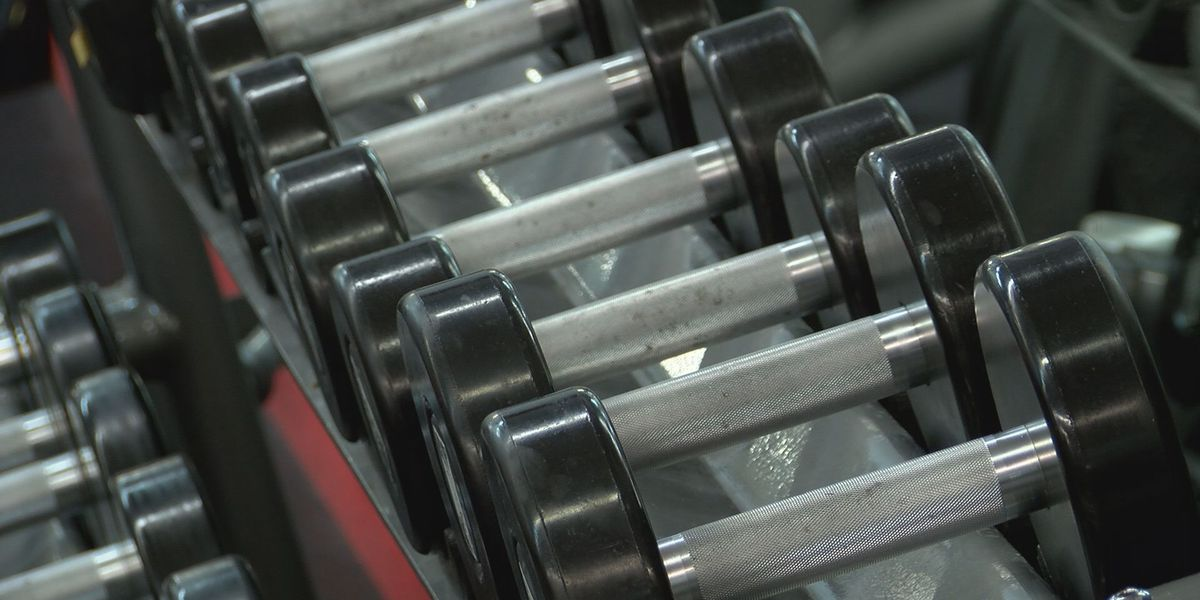 Gyms prepare to open at 25% capacity