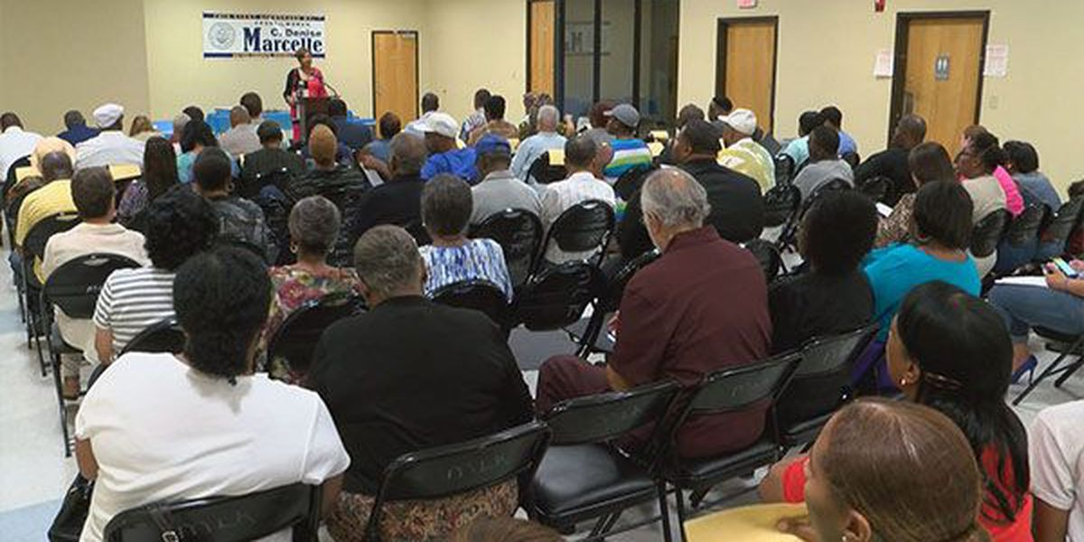 Community leaders meet to discuss Gus Young pool