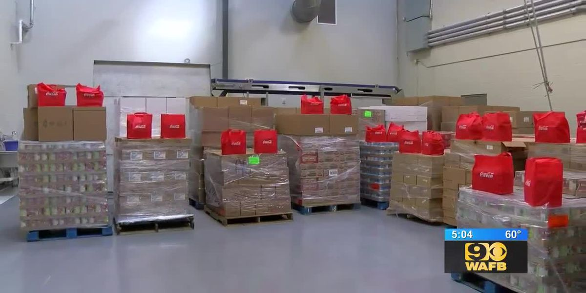 Greater Baton Rouge Food Bank makes another plea for donations as holidays approach