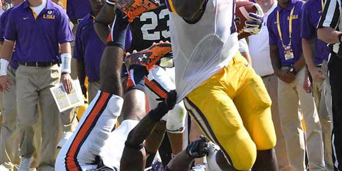 LSU's Fournette named to Maxwell Watch List