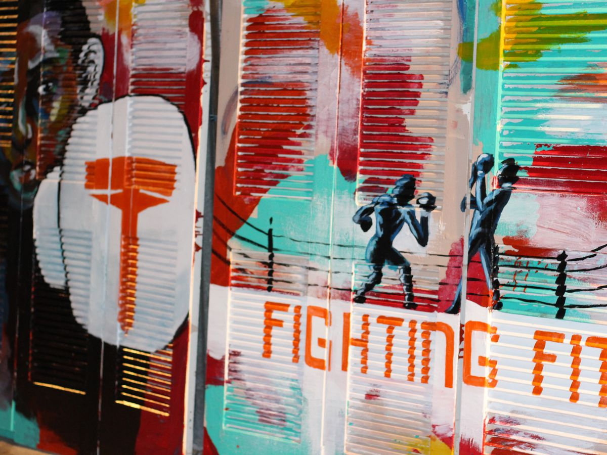 Fighting Fit offers boxing and self-defense lessons
