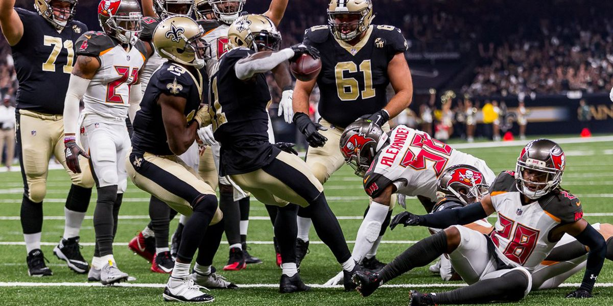Deuce McAllister expects battle in trenches as Saints host Buccaneers