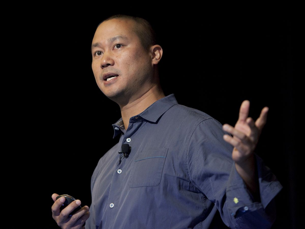 Tony Hsieh, retired Zappos CEO, dies at 46