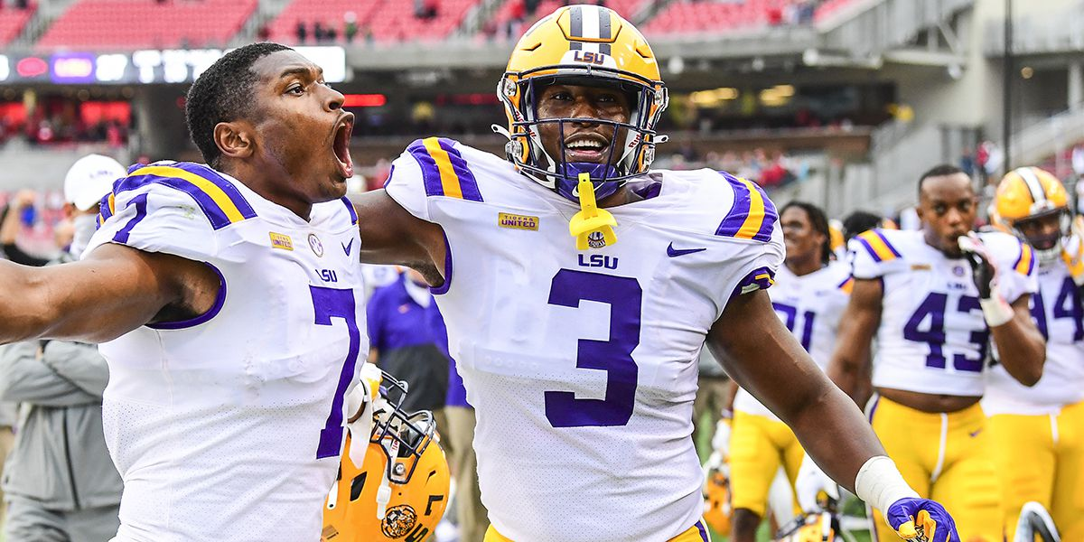 LSU DE Andre Anthony named SEC Defensive Lineman of the Week