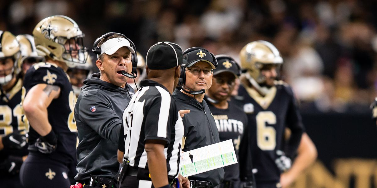 GAME UPDATES: Saints host divisional rival Panthers