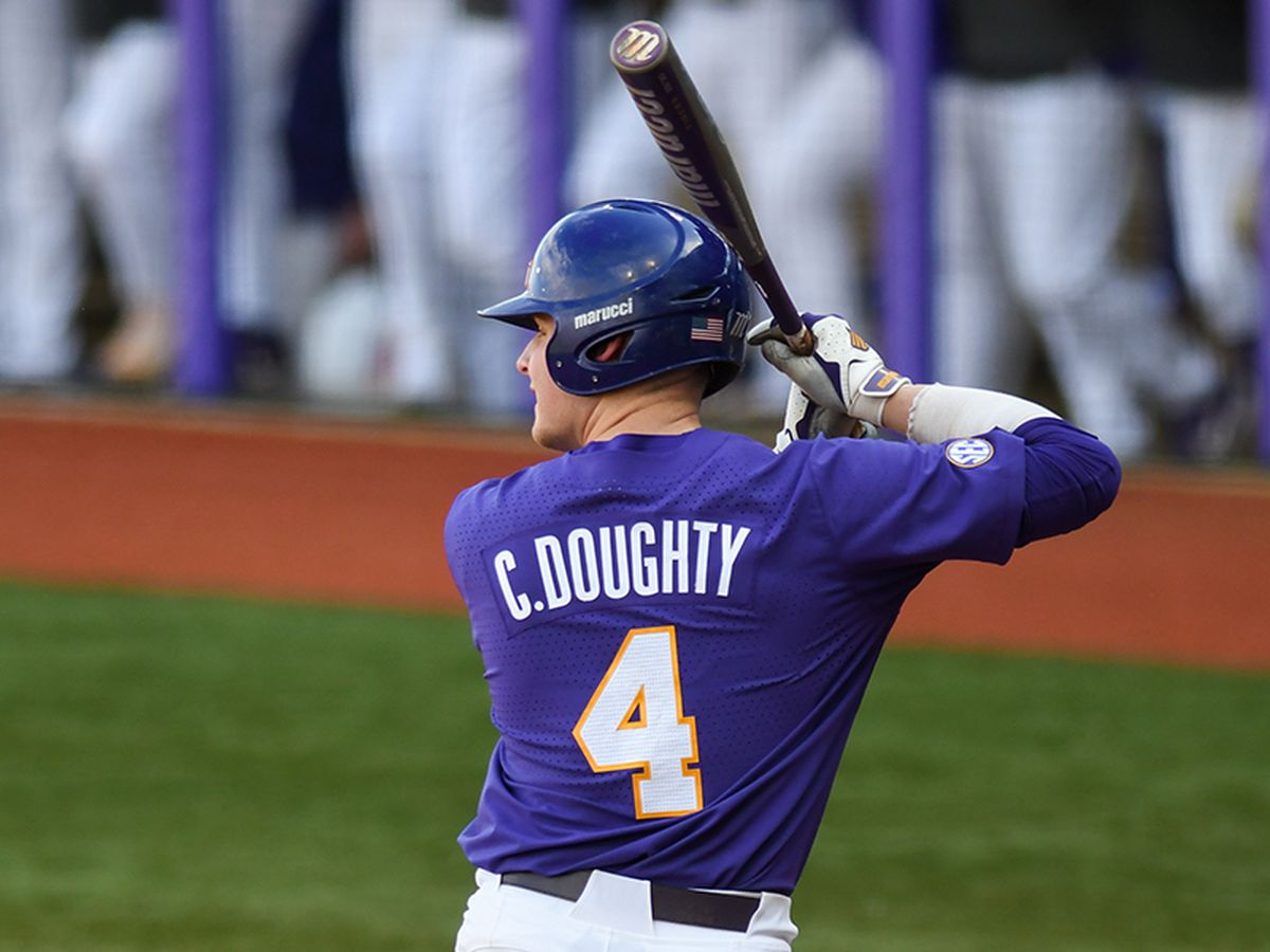 Walk-off HR by Cady Doughty lifts No. 11 LSU over Youngstown St., 5-3