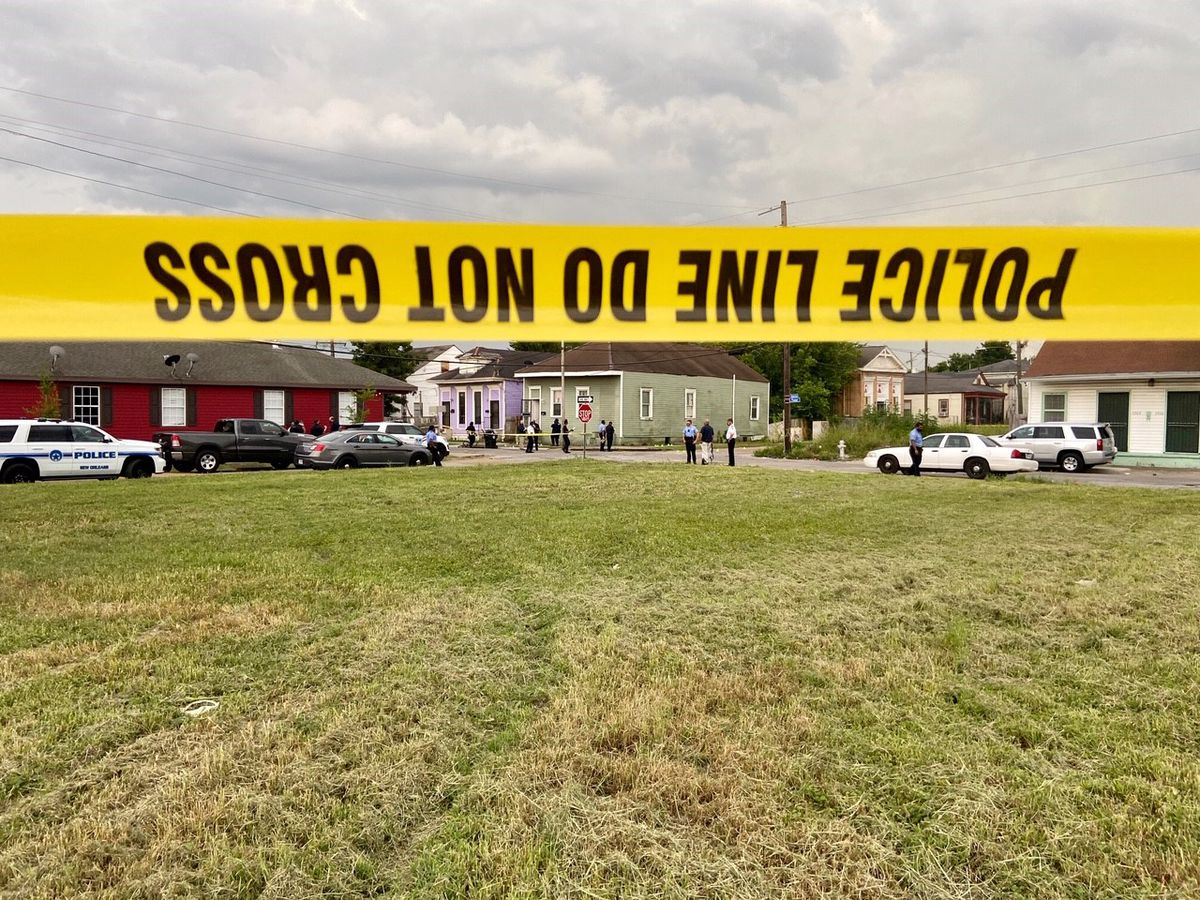 10-year-old killed, 3 other children injured in New Orleans shooting, police say