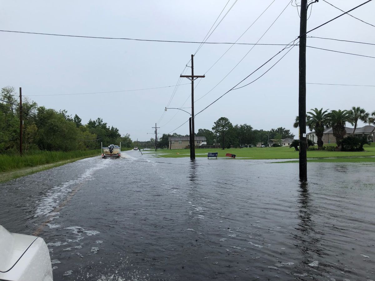 Storm recovery begins as Gov. Edwards plans to visit areas affected by Barry