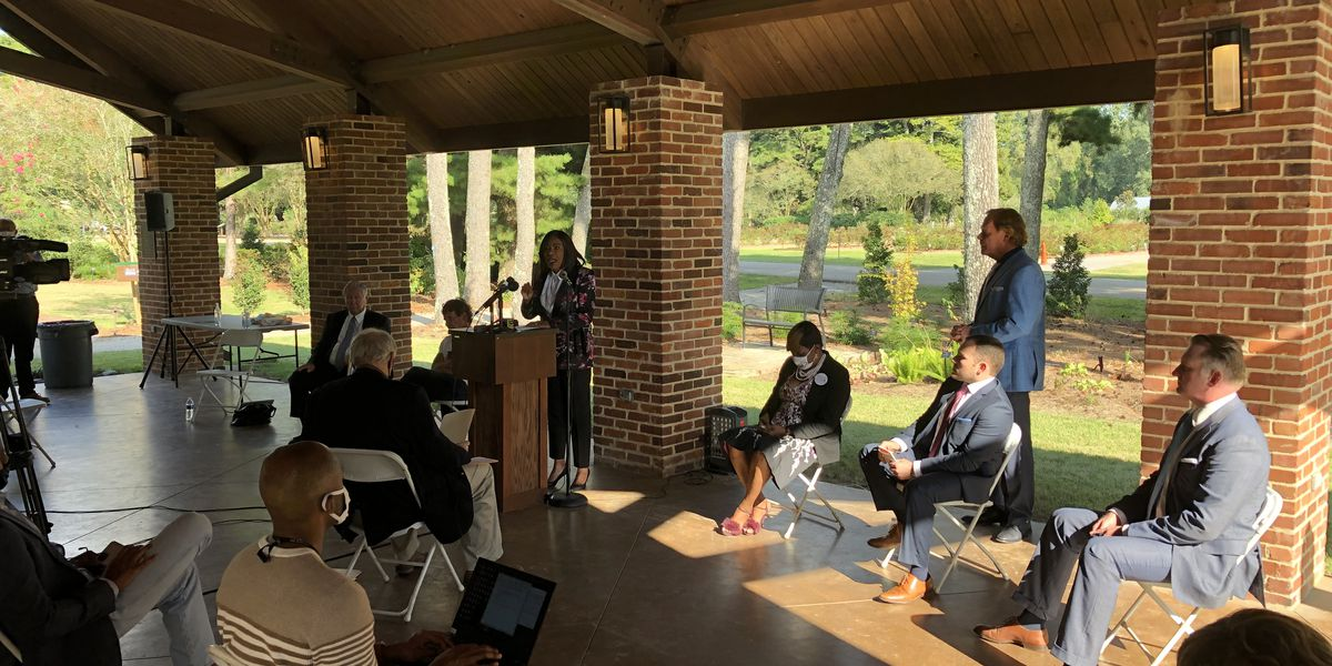 Baton Rouge Press Club hosts mayoral candidate forum; candidates address violence in the city