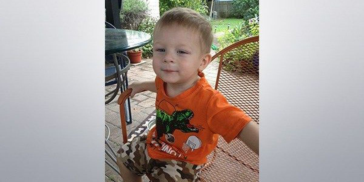 Louisiana State Police issue alert for missing 18-month-old