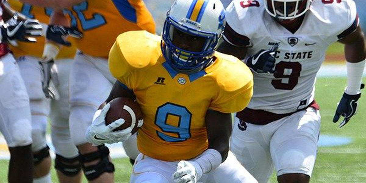 Southern at Alcorn State: By the Numbers