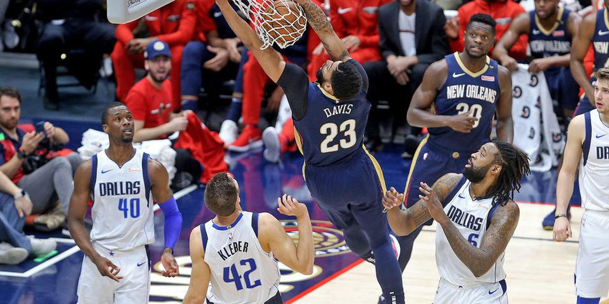 Gentry on AD's future with the Pelicans: 'He is playing the game tomorrow