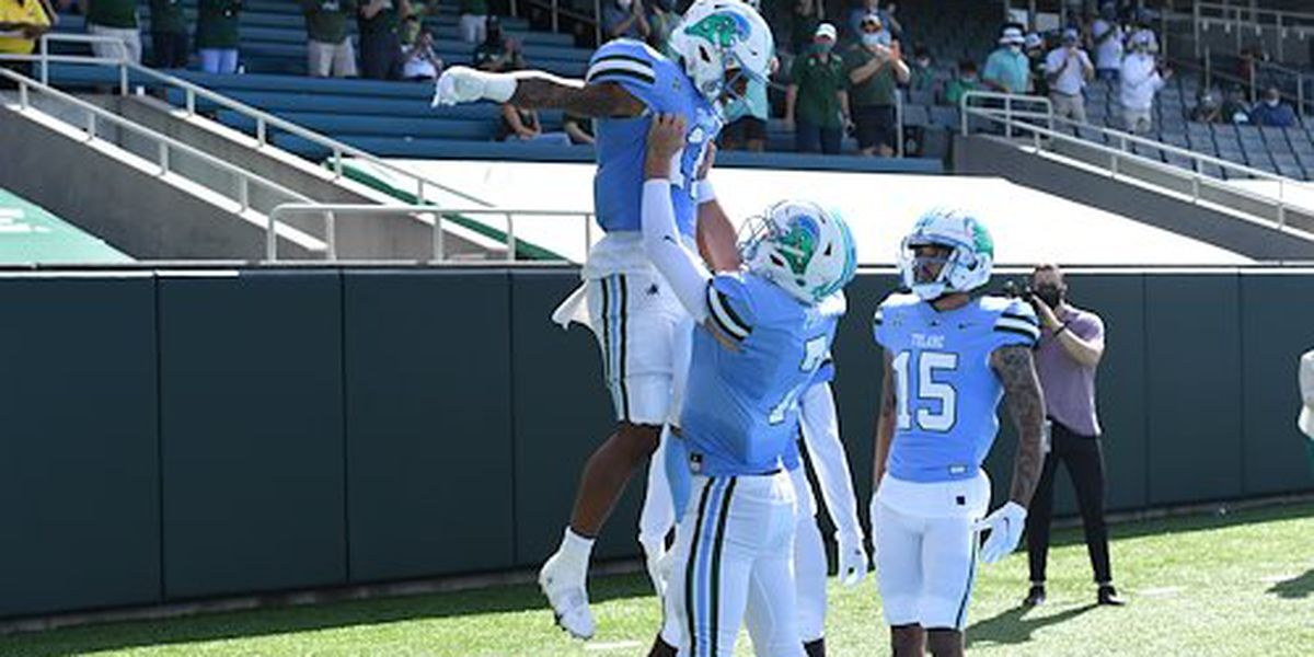 Tulane extends win streak to three games with win over Army