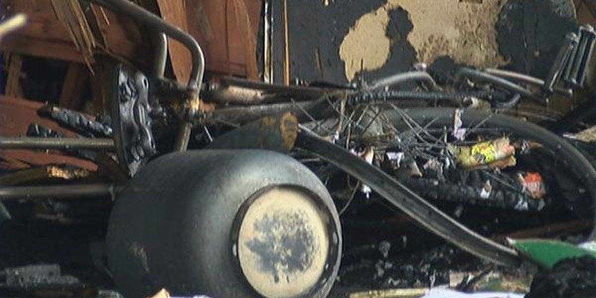Arson investigators receive grant to help solve cases