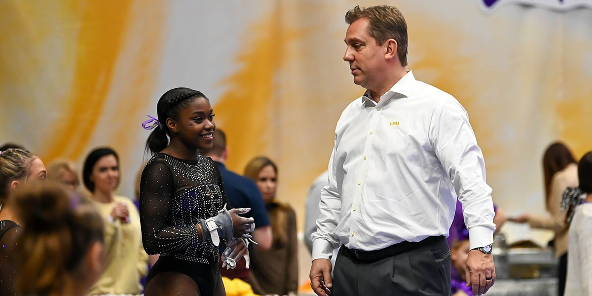 LSU gymnastics advances to NCAA Championship