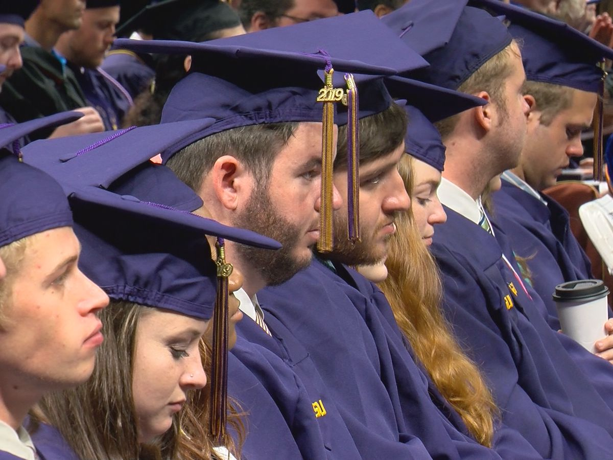 Some LSU students, parents upset after university announces no in-person fall graduation ceremony