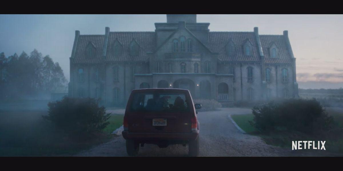 Netflix movie featuring DeRidder Gothic Jail premieres Friday